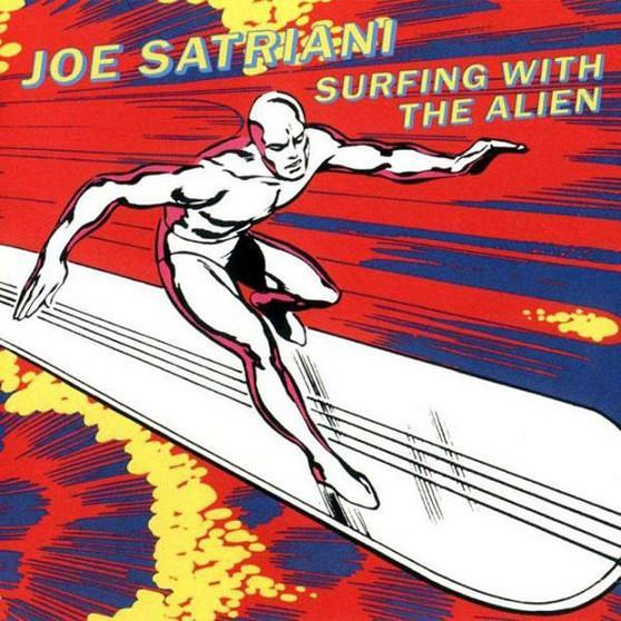 Joe Satriani - Surfing With The Alien (1987)