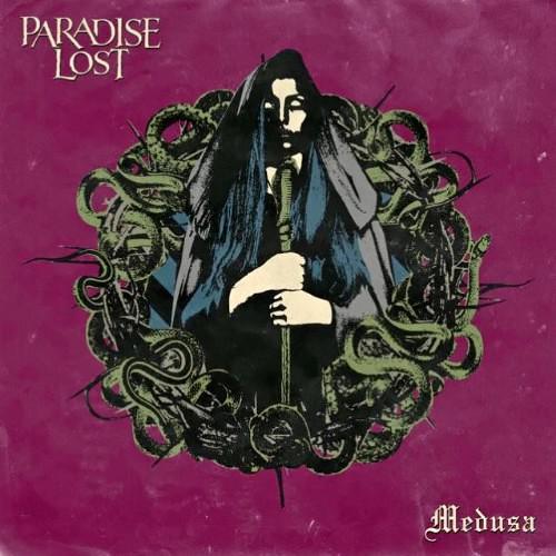 Paradise Lost - Medusa (2017, digipak)