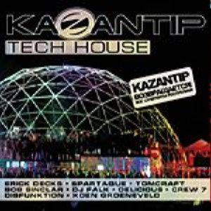 KAZANTIP TECH HOUSE -