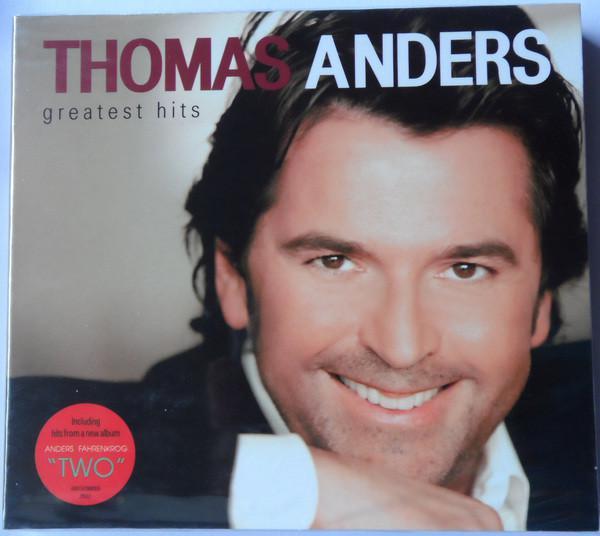 Thomas Anders - Greatest Hits (2CD, Digipak)