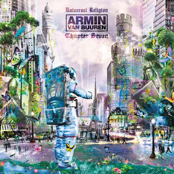 Armin van Buuren - Universal Religion Chapter Seven (2CD, 2013) (Digipak)