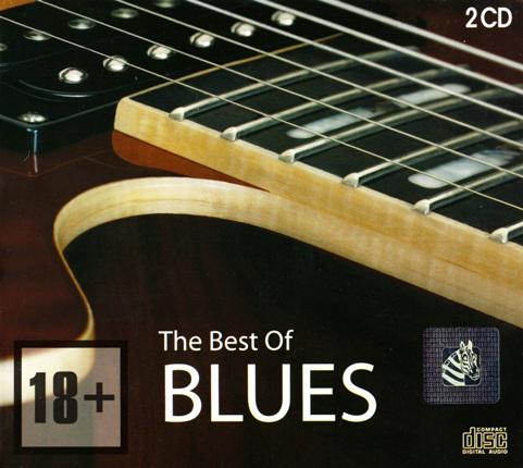 Сборник - The Best Of Blues (2CD, Digipak)