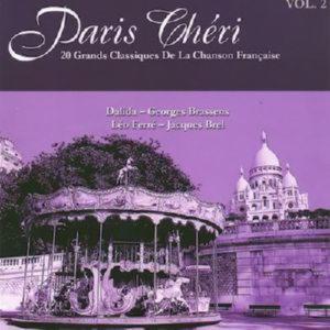 Paris Cheri. Сборник, часть 2 (20 grands classiques de la chanso -