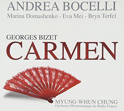 Georges Bizet - Carmen (2CD, 2010)