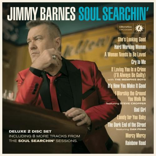 Jimmy Barnes - Soul Searchin' (2CD, 2016)