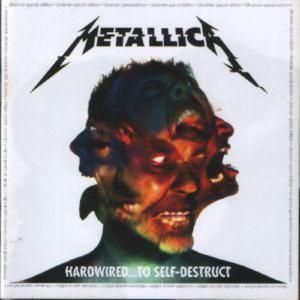 Metallica - Hardwired… to Self-Destruct (2 CD) (2016)
