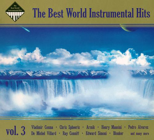 Сборник - The Best World Instrumental Hits, Vol. 3 (2CD, Digipak)