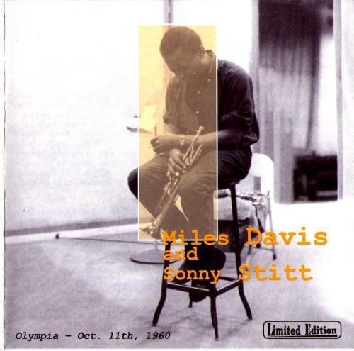 Miles Davis And Sonny Stitt - Olympia (2CD, 1960)