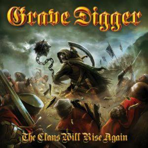 GRAVE DIGGER - THE CLANS ARE STILL MARCHING /CD+DVD/