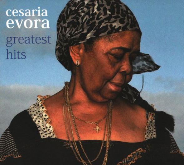 Cesaria Evora  - Greatest Hits (2CD, Digipak)