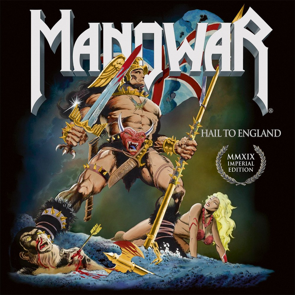 Manowar - Hail To England (1984)