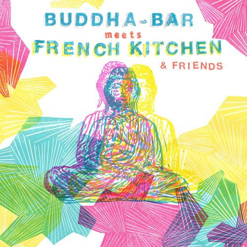 Buddha-Bar - Meets French Kitchen & Friends (2CD, 2017)