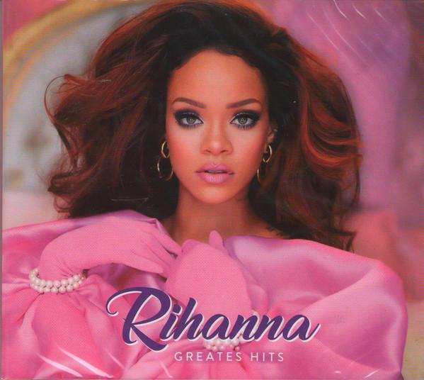 Rihanna - Greatest Hits (2CD, Digipak)