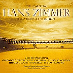 Zimmer Hans - The Essential Film Music Collection /2 Cd/
