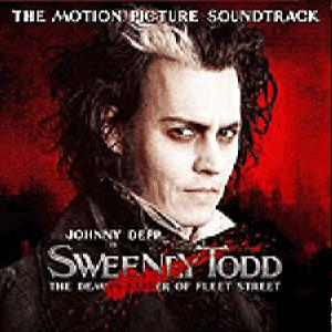Soundtrack Sweeney Todd - A Tim Burton Film  —  The Demon Barber
