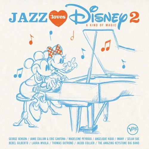 Сборник - Jazz Loves Disney 2 (2017)