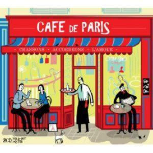 Сборник - Cafe De Paris (2 CD)