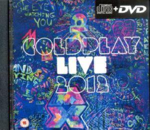 Coldplay - Live 2012 (CD + DVD)