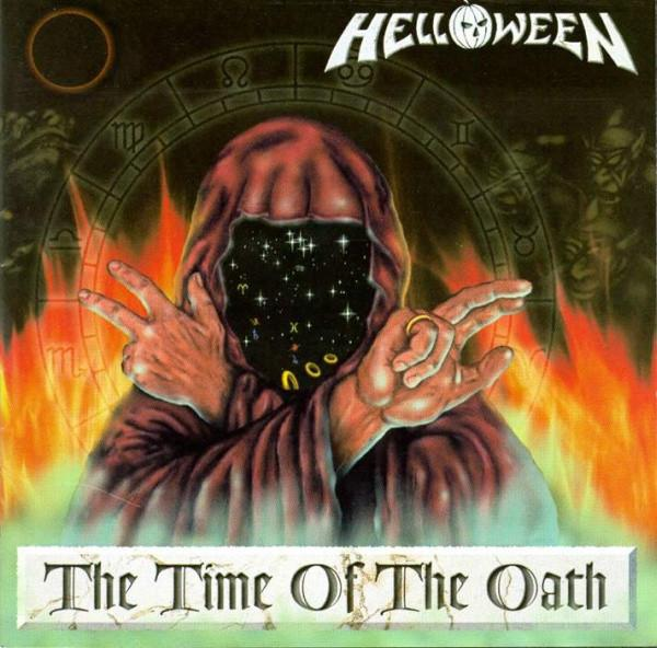 Helloween - The Time Of The Oath (2CD, 2006)