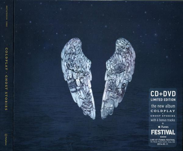 Coldplay - Ghost Stories (Deluxe Edition) (CD+DVD, Digipak)