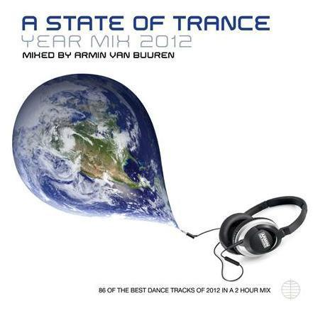 Armin van Buuren - A State Of Trance Year Mix 2012 (2CD, 2012)