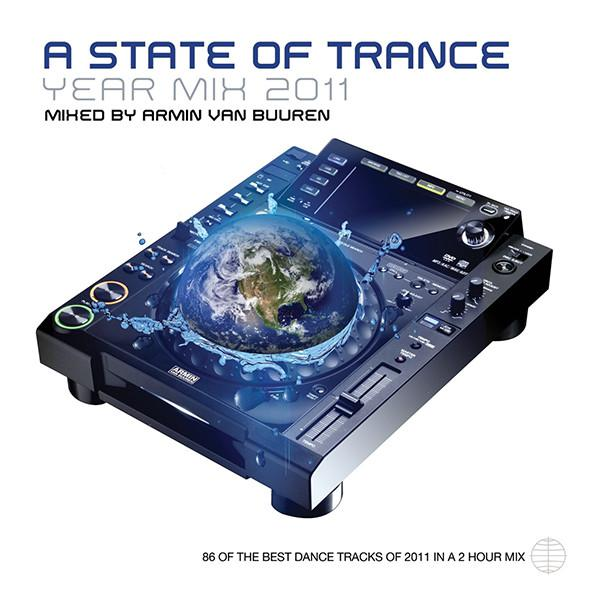 Armin van Buuren - A State Of Trance Year Mix 2011 (2CD, 2012)