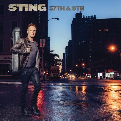 Sting - 57th & 9th (2016)