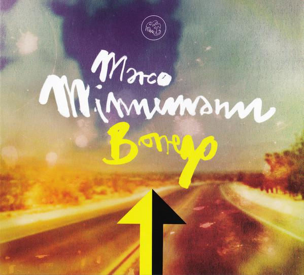 Marco Minnemann - Borrego (2CD, 2017)