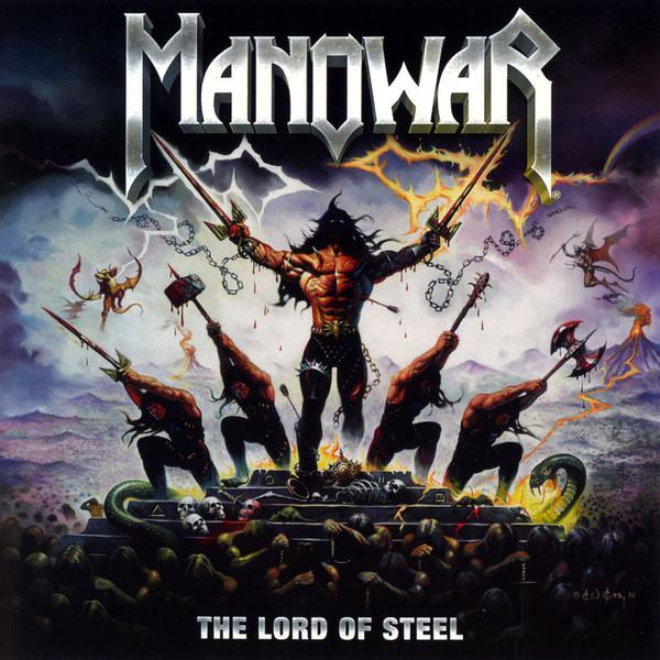 Manowar - The Lord Of Steel (2012)