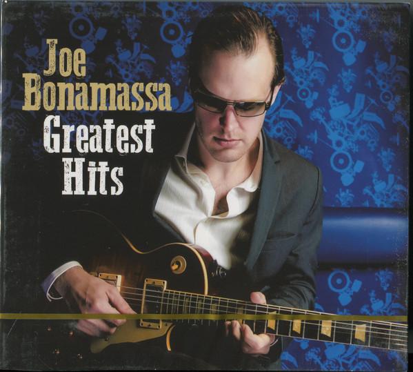 Joe Bonamassa - Greatest Hits (2CD, Digipak)