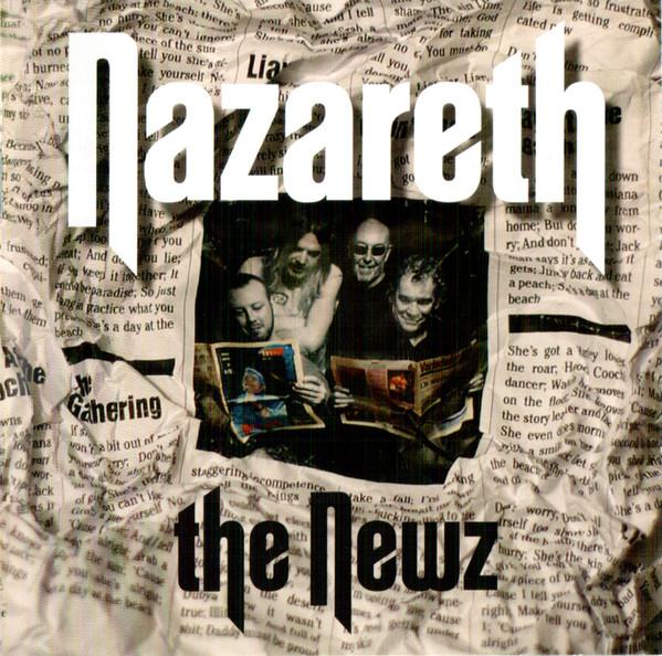 Nazareth - The Newz (2008)