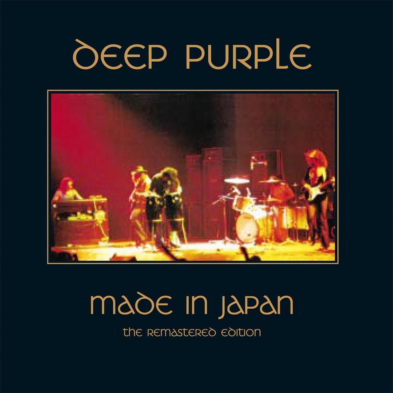 Deep Purple - Made In Japan (2CD, 1998)