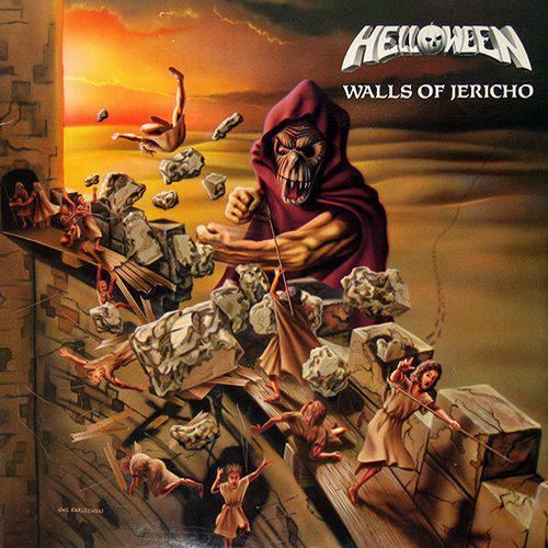 Helloween - Walls Of Jericho (1985)