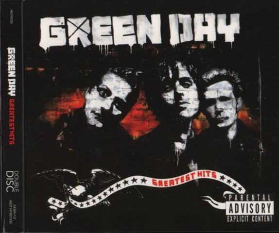 Green Day - Greatest Hits (2CD, Digipak)