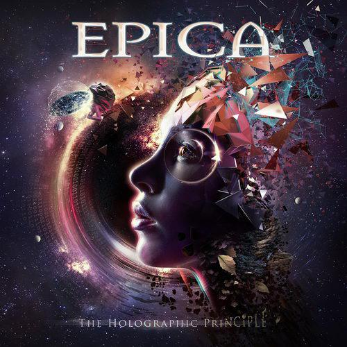 Epica - The Holographic Principle (2CD, 2016) (Limited Edition)