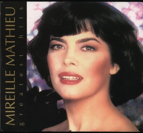 Mireille Mathieu - Greatest Hits (2CD, Digipak)