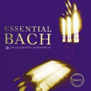 Бах - Essential Bach (2 CD)