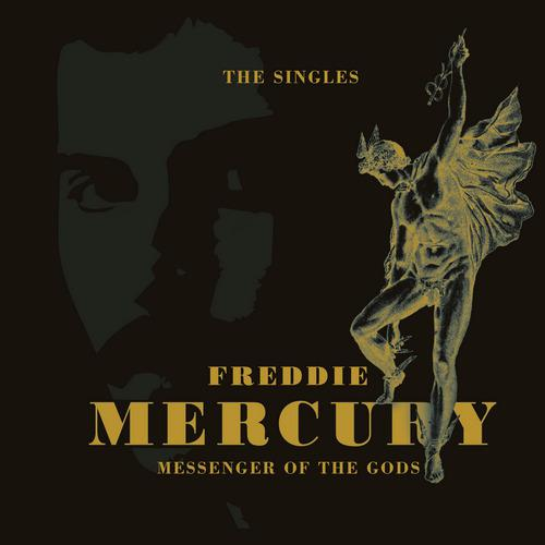 Freddie Mercury - Messenger Of The Gods  —  The Singles Collection (2CD, 2016)