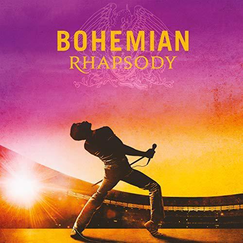 Queen - Bohemian Rhapsody. Soundtrack (cd+dvd) (2018)