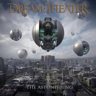 Dream Theater - The Astonishing (2 CD) (2016, digipak)