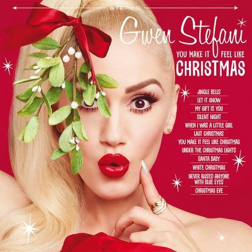 Gwen Stefani - You Make It Feel Like Christmas (2017)