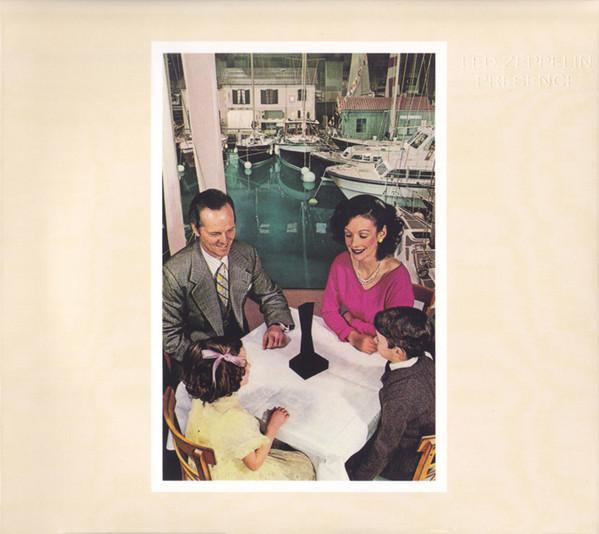 Led Zeppelin - Presence (2CD, 2015)