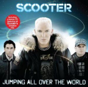 Scooter - Jumping All Over The World. Whatever You Want /2 Cd/