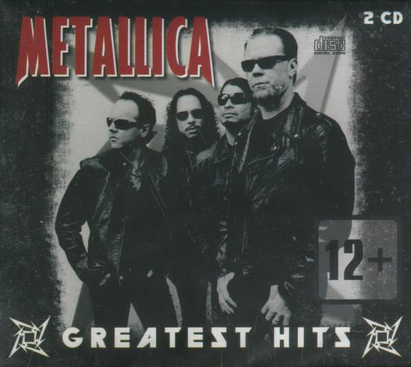 Metallica - Greatest Hits (2CD, Digipak)