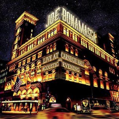 Joe Bonamassa - Live At Carnegie Hall - An Acoustic Evening (2CD, 2017)