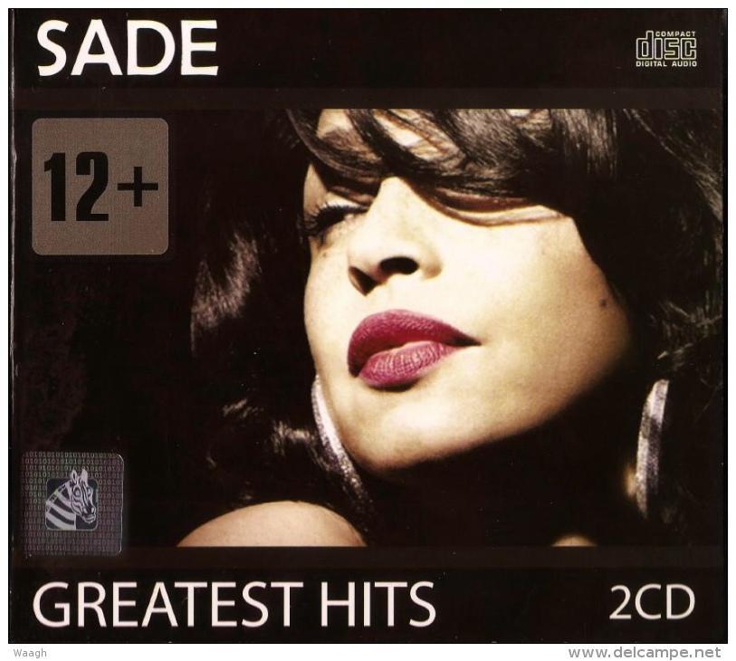 Sade - Greatest Hits (2CD, Digipak) (2013)