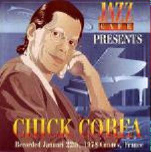 Jazz café - Chick Corea