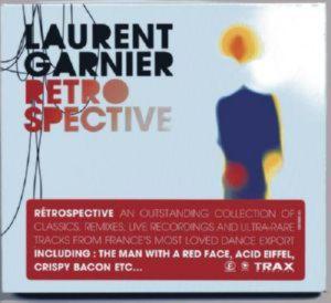 LAURENT GARNIER - RETROSPECTIVE /2 CD/