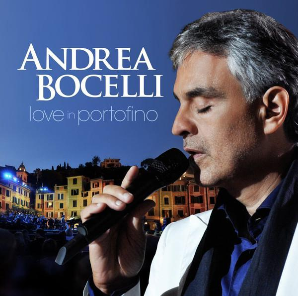 Andrea Bocelli - Love In Portofino (CD+DVD) (2013)