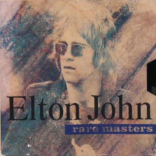 Elton John - Rare Masters (2CD, 1992)